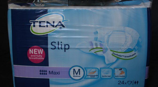 Test Tena Slip Maxi 2014